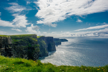 FototapetaCliffs of Moher in Irland