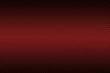 Red Carbon Fiber With Black Gr...