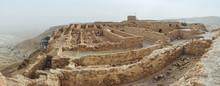 Masada National Park - Ruins O...