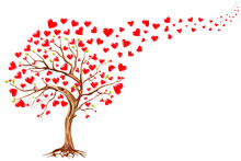 Tree  Of Hearts, Valentines Da...