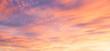 Sunset across New Mexico landscape from Sandia Peak, Albuquerque