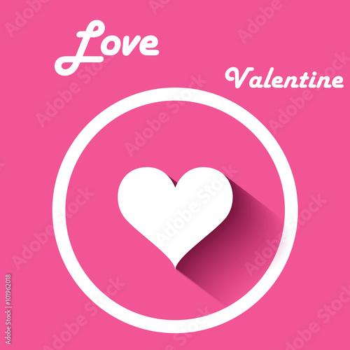 Photo  valentine love background
