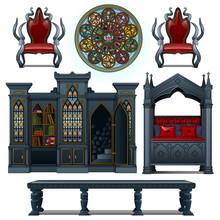 Vintage Design Furniture Of Th...