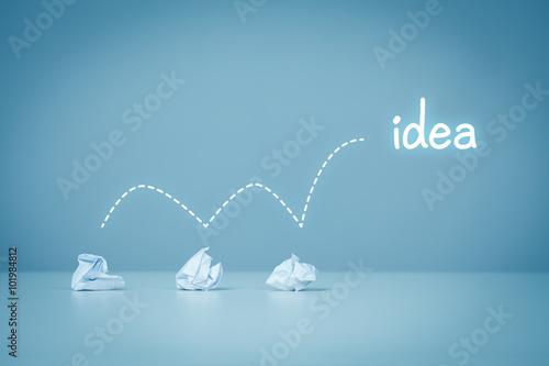 Fotografía  Idea y proceso creativo