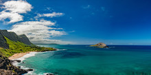 Oahu East Coast View Landscape