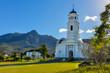 canvas print picture - Niederländisch-reformierte Kirche in George; Südafrika