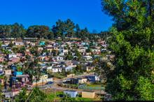 Township In George; Südafrika