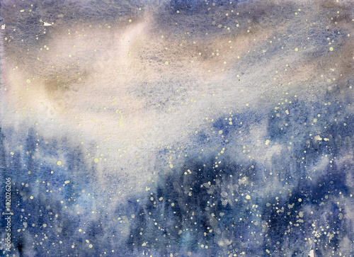 abstrakcyjna-sniezna-zamiec