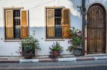 Small House In Neve Tzedek Neighborhood In Tel Aviv, Israel