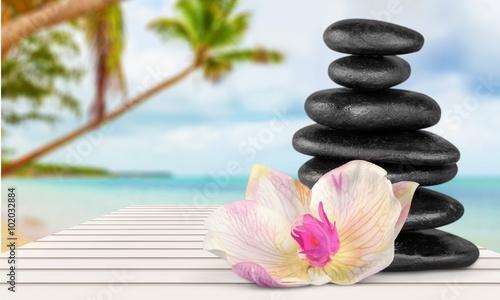 Foto op Plexiglas Spa Spa Treatment.