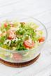 Vegetable Salad with parmesan