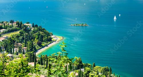 Fotografie, Obraz Lake Garda, Italy