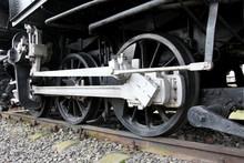 Steam Train Detail