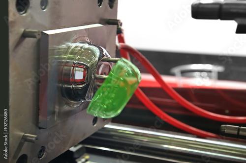 automatic molding machine Tablou Canvas