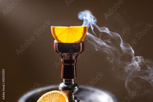 Photo  Fruit aroma hookah