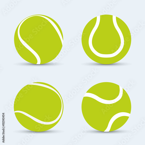 Cuadros en Lienzo Tennis Sport design