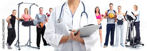 mloda-kobieta-lekarz-medycyny