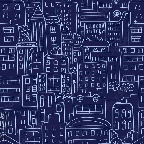 wzor-cityspate-wektor-powtarzajace-sie-tlo-z-abstrakcyjnych-budynkow-miasta-doodle-nocny-krajobraz-dla-twoj-projekta