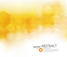 Vector Abstract Geometric Back...