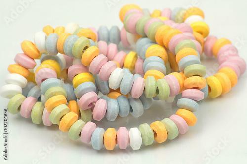 Keuken foto achterwand Snoepjes bonbons 08022016