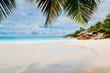 Anse Lazio beach, Praslin island, the Seychelles