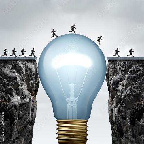 Fotografie, Obraz  Creativity Business