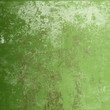 white dirty stain on the green wall texture background