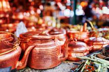 Vintage Copper Tea Kettles At ...