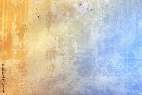 Obraz Grunge background with texture of stucco - fototapety do salonu