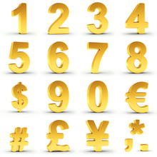 Set Of Golden Numbers And Curr...