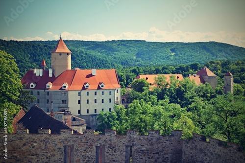 фотография  Veveri castle, Brno city, Czech republic