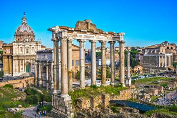 Panel Szklany Rzym Rome, Italy.
