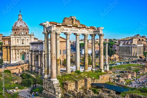 Rome, Italy. - 102297689