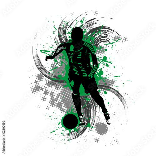 gracz-futbolu-przed-zielonym-tlem-z-plusnieciami-farba