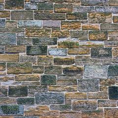 fototapeta kamienny mur tekstura cegła