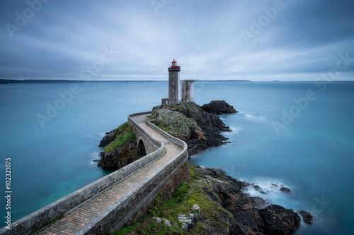 Faro di Petit Minou, Bretagna, Francia