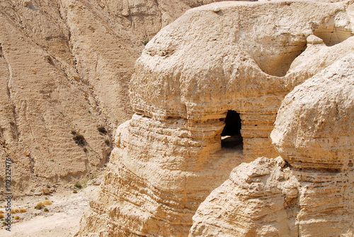 Photo  Qumran