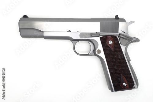 Photo Semi-automatic handgun 1911
