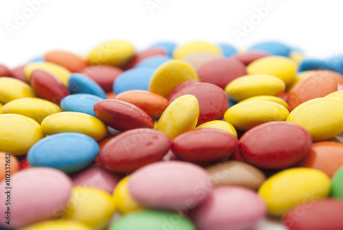 Tuinposter Snoepjes конфеты,