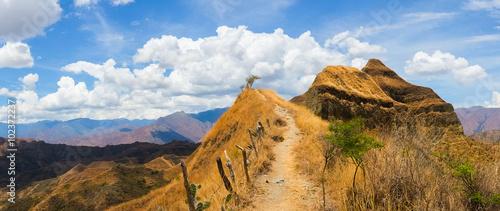 Foto auf Gartenposter Gebirge Vilcabamba