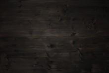 Old Dark Wooden Backround Text...