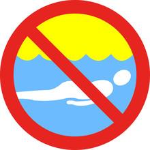 Zakaz Nurkowania