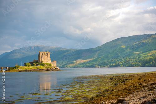 Fototapeta Eilean Donan Castle obraz na płótnie