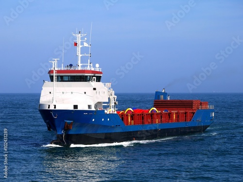 Cargo Ship Specialist Operations