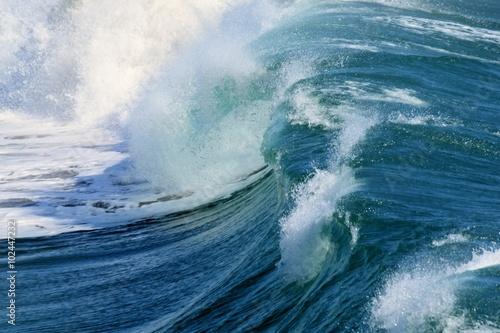 Fotografía  Ocean Wave