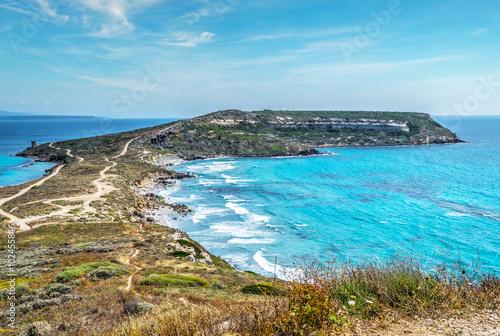 Fotografie, Obraz  San Marco cape in Sardinia