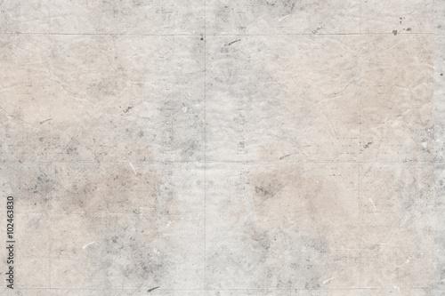 Obraz na plátně Vintage paper texture - old worn paper background