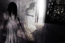 Fear Night,Ghost In Haunted House