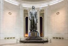 Jefferson Memorial In Washingt...