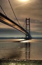 """Humber Bridge """"golden Gate Bridge"""""""